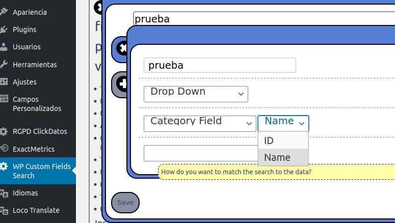 category-field