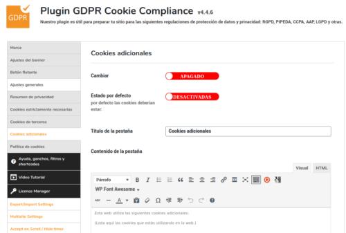 cookies-adicionales-GDPR